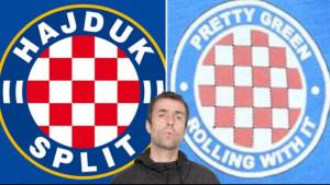 Hajduk tema dana u Engleskoj: Poznati pjevač zarađivao novac zahvaljujući grbu hrvatskog tima