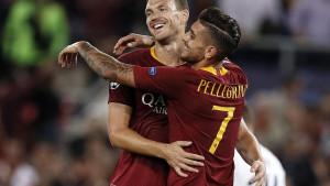 Edin Džeko na naslovnici Gazzette: Trostruki napad Intera na Romu!