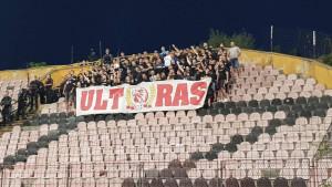 Pogledajte atmosferu na stadionu Tušanj