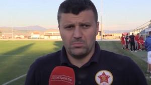 Feđa Dudić presretan: Sav sam se naježio zbog našeg direktora Džemila Šoše, ovo je pobjeda za njega