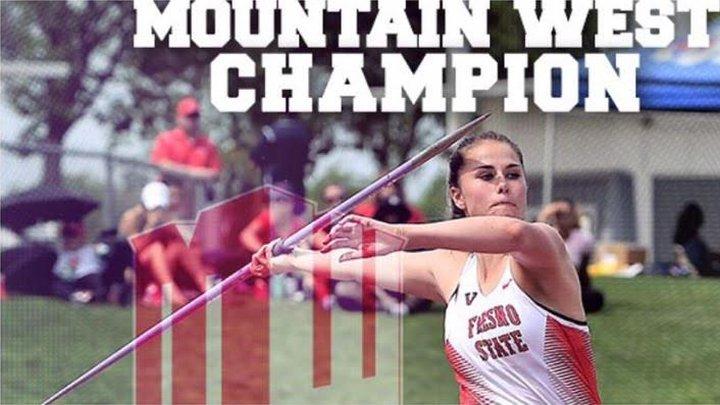 Spaić osvojila Mountain West titulu uz državni rekord