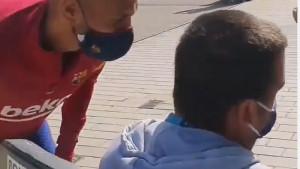 Ogromno srce napadača Barcelone, a sve zbog samo jednog navijača!