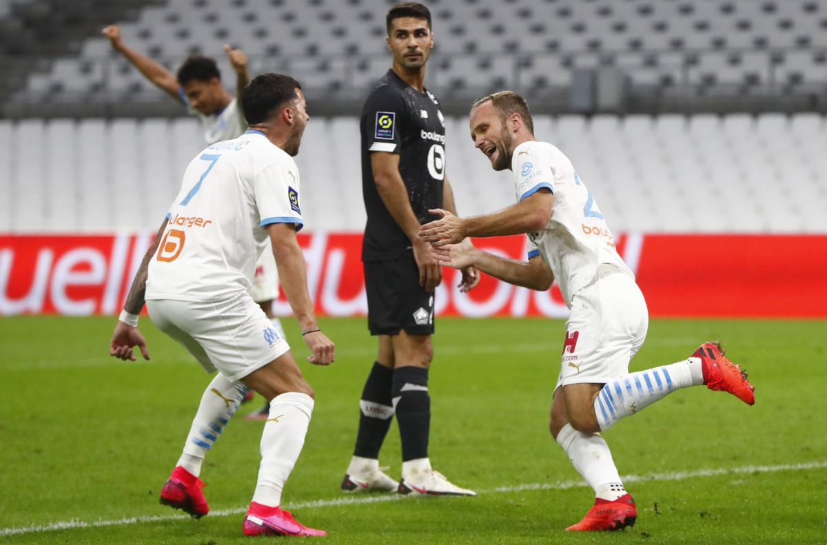 Germain spasio Marseille protiv Lillea