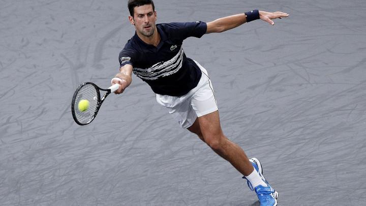 Đoković bez problema do četvrtfinala Mastersa u Parizu