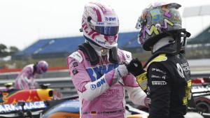Hulkenberg se pobrinuo za veliko iznenađenje u kvalifikacijama na stazi Silverstone