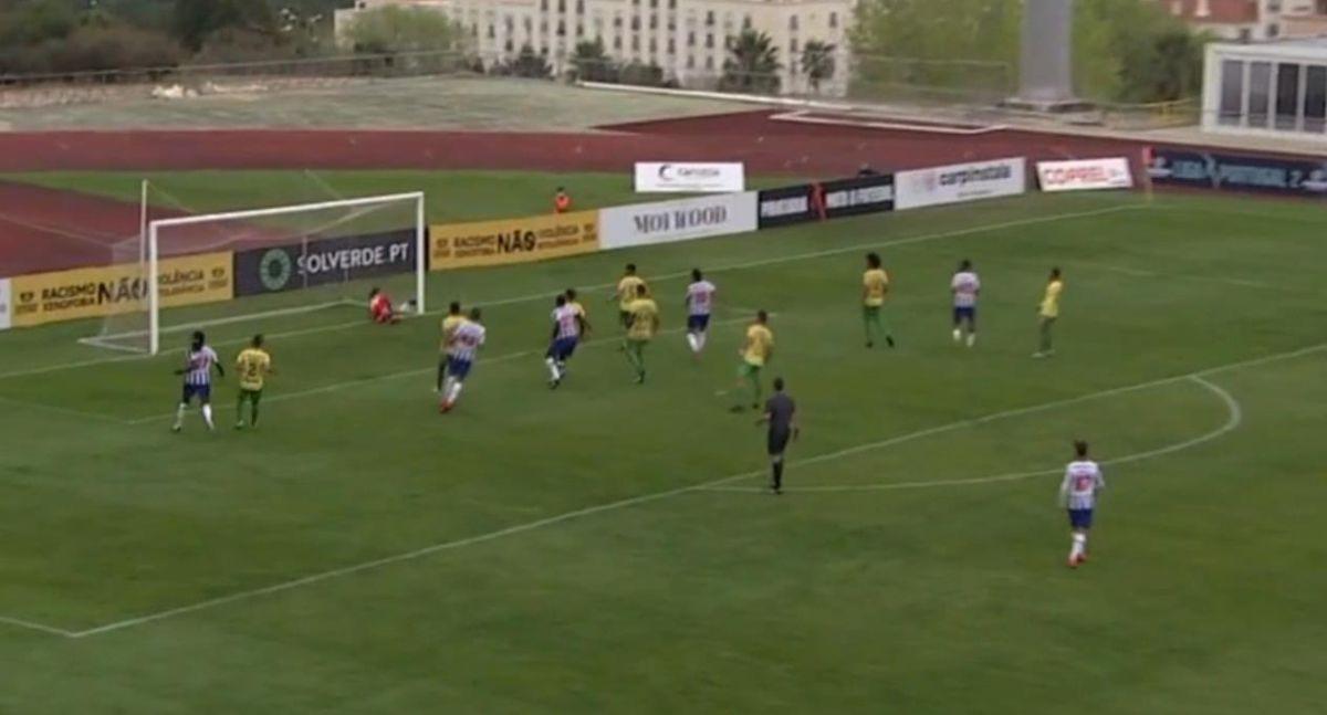 Golčina sa drugoligaških terena: Mangupski potez fudbalera Porta