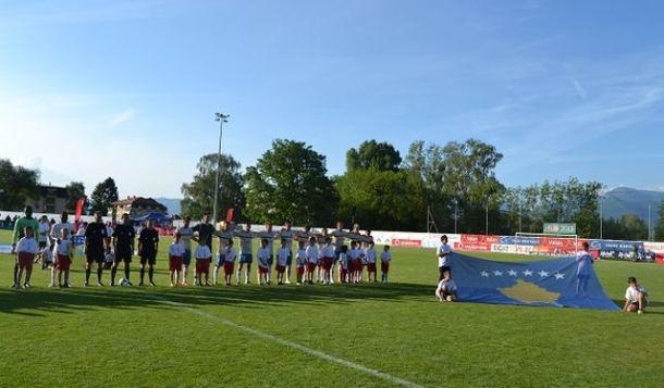 Kosovo igralo na turniru u Švicarskoj