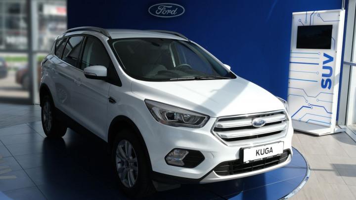 Ford Kuga – privlačna cijena 38.990 KM za jednako privlačan SUV