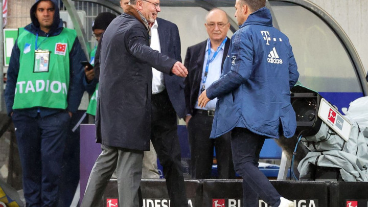 Rummenigge o ugovoru za Flicka: Jupp ga je preporučio, a njegova igra donosi užitak navijačima...