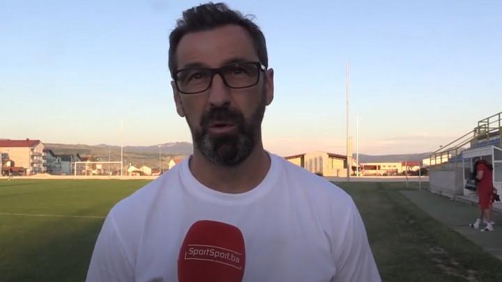Nalić nakon poraza od Veleža najavio još pojačanja: Mnogo je igrača koji nisu nivo Premijer lige