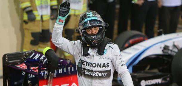 Rosberg: Čestitam Lewisu, bio je bolji