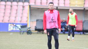 Cihat Arslan do kraja sezone računa na Nikolića i Volotinena