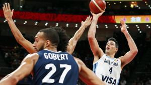 Argentina u velikom finalu: Veteran Luis Scola razbio Francusku!