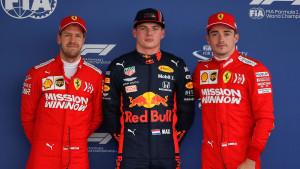 """""""Verstappen mora odrasti i početi se ponašati kao prvak ako želi to nekada postati"""""""