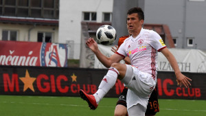 Čataković nastavio seriju, pogodio i protiv Spartaka
