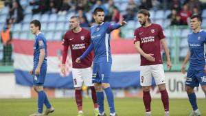 Dino Ćorić: Ne poznajemo previše ekipu Budućnosti ali smo mi favoriti u tom srazu