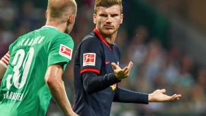 Leipzig slavio i u Bremenu i zadržao prvo mjesto