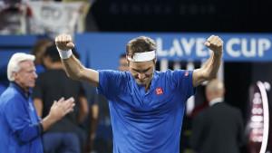 Federer nije briljirao, ali je lako prošao u osminu finala