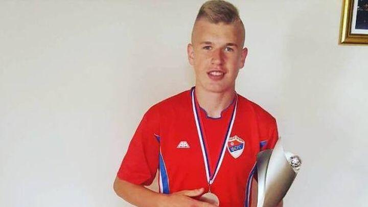 Talentirani Danilović karijeru nastavlja u Borcu