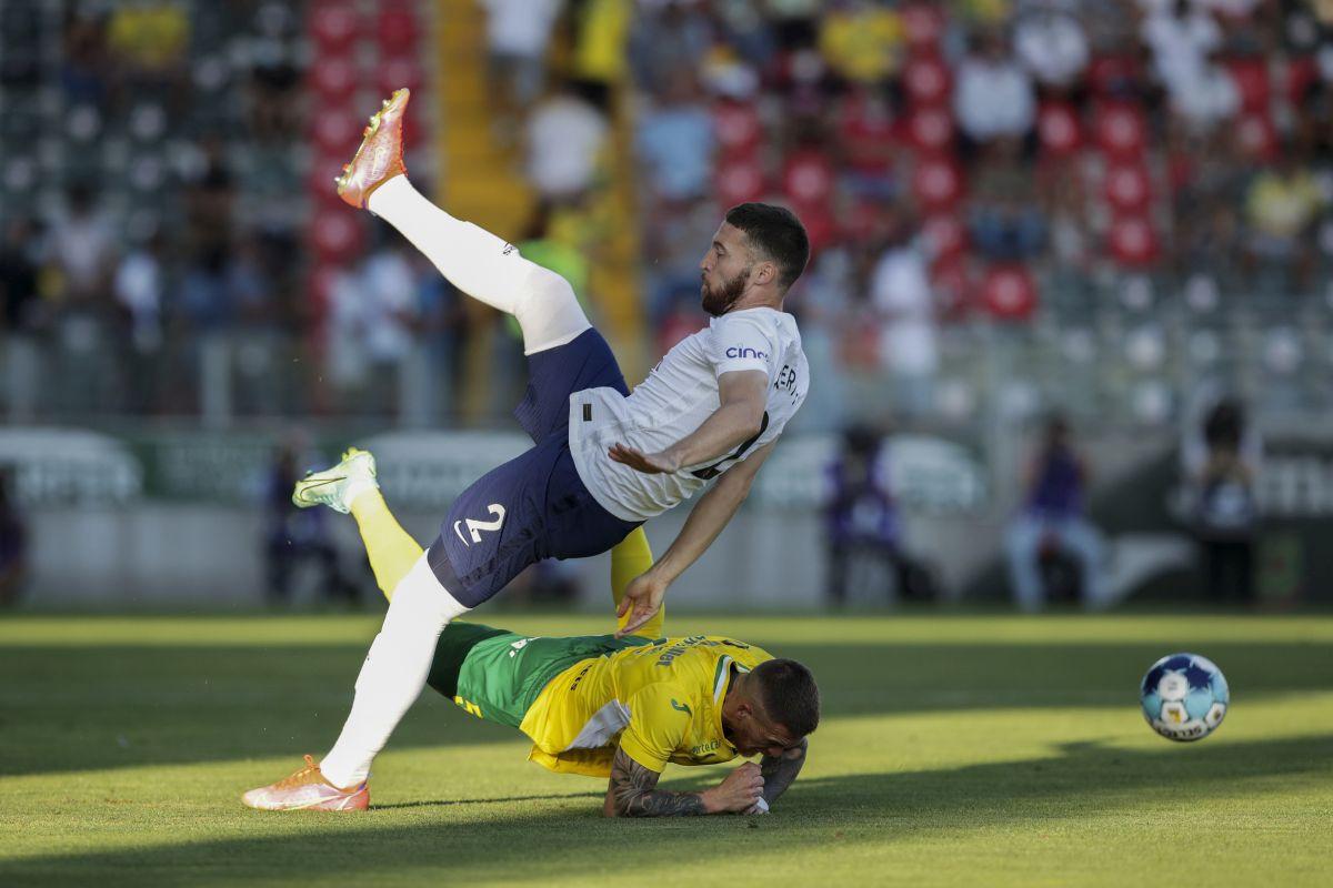 Nezainteresovani Tottenham izgubio u Portugalu