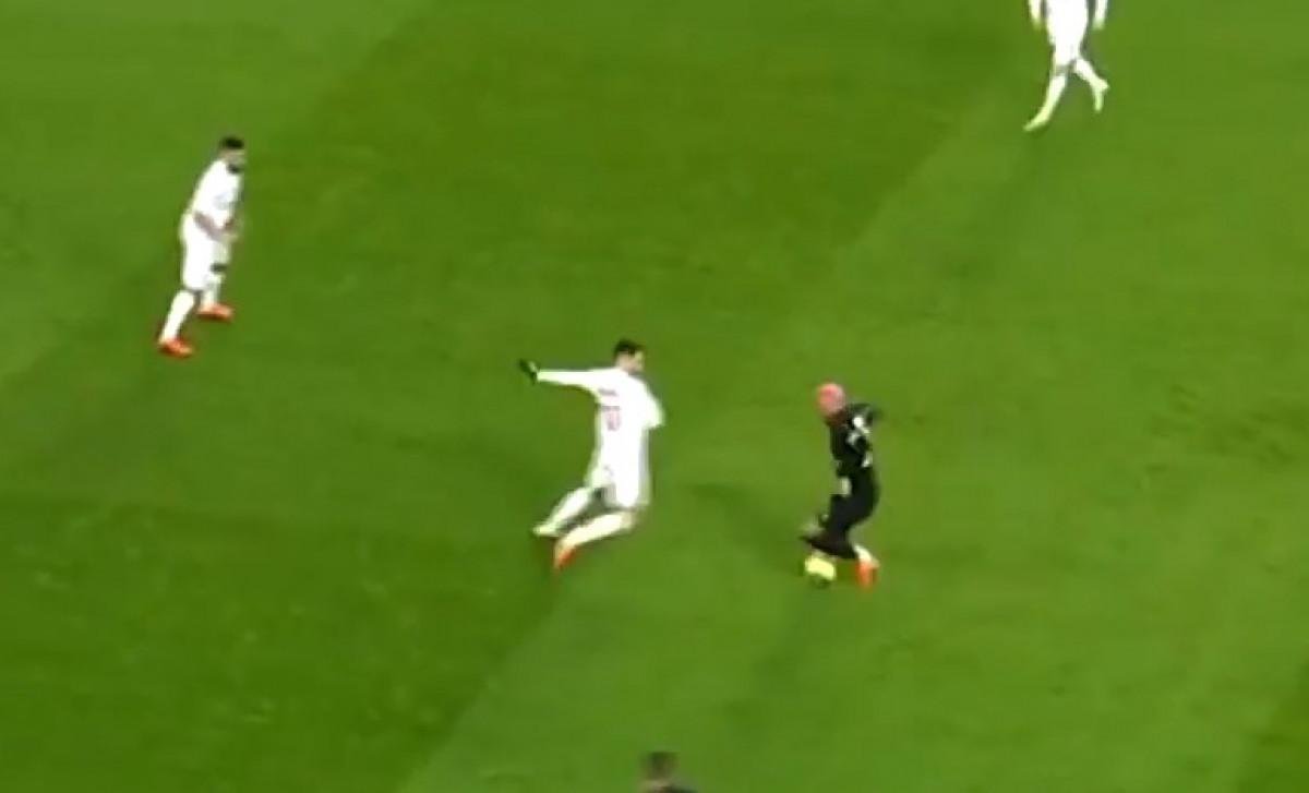 Faulirao Neymara s leđa, ovaj mu se 'brutalno' osvetio