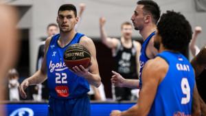 Fenomenalna Igokea ponovo srušila Partizan, Edin Atić odigrao još jednu jako dobru partiju