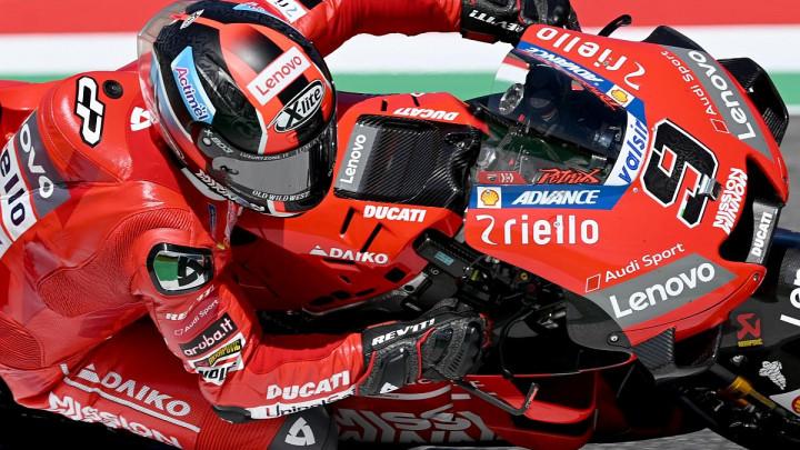 Moto GP: Sjajni Petrucci slavio u Mugellu