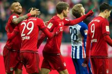 Povratak Ibiševića nije pomogao da se zaustavi Bayern