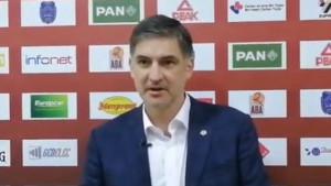 Mulaomerović: Večeras mi je bilo drago što sam trener ovih momaka