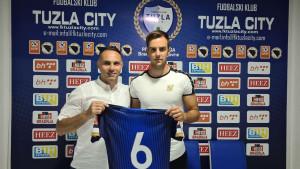 Tuzla City i zvanično predstavio novo pojačanje dva dana pred početak sezone