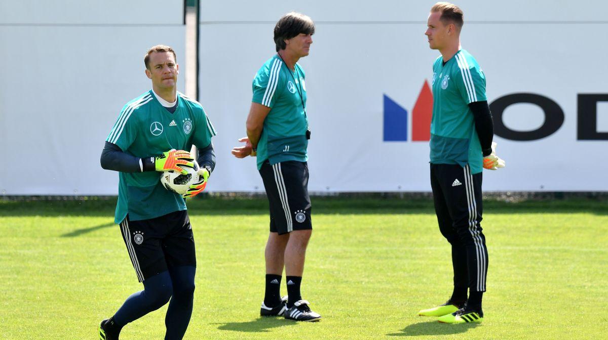 Ter Stegen stigao na okupljanje i osvrnuo se na prijetnje Neuera i predsjednika Bayerna