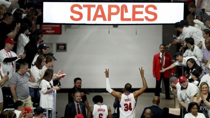 Clippersi sele iz Staples Centra