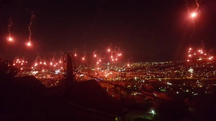 """Horde zla """"zapalile"""" grad za 30. rođendan grupe"""