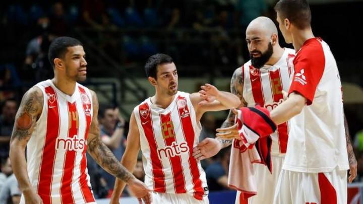 Zvezda demolirala Partizan u prvoj polufinalnoj utakmici
