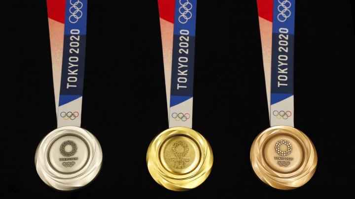 Nevjerovatni su: Kako su i od čega Japanci napravili medalje za Olimpijske igre?