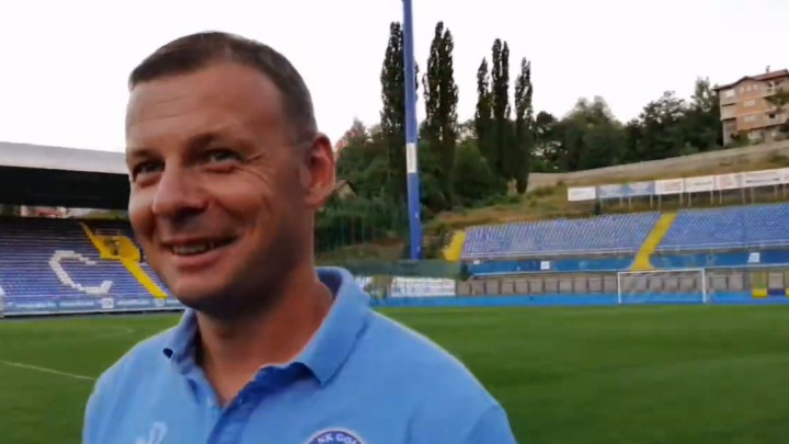 Trivunović: Hvala Željezničaru, imao sam šta vidjeti