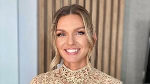 Blistala na vjenčanju: Atraktivna teniserka se udala za milijardera iz Sjeverne Makedonije
