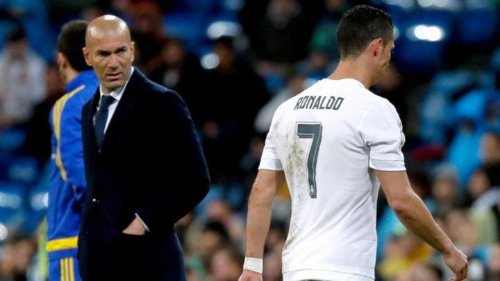 Zidane poslao jasnu poruku Ronaldu