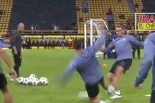 Bale izbjegao start bijesnog Ronalda