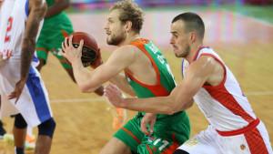 Cedevita - Olimpija rutinski pobijedila Borac iz Čačka