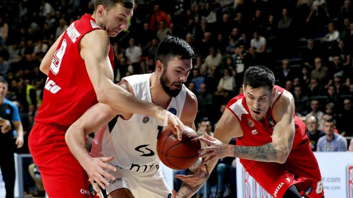 Kikanovićev Monaco savladao Partizan u Beogradu
