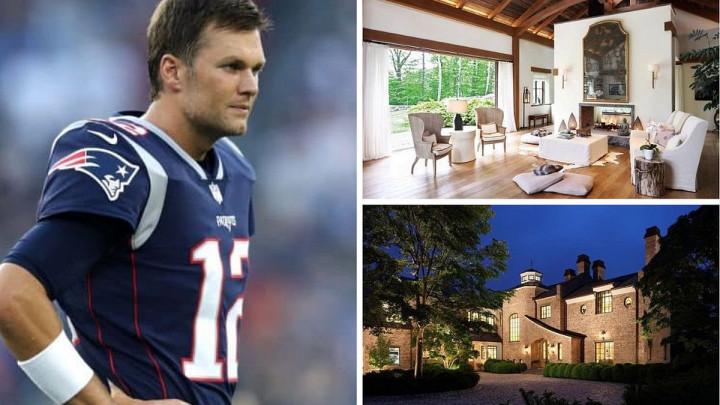 Tom Brady snizio cijenu luksuzne vile: Sada je možete dobiti za 'samo' 28 miliona funti