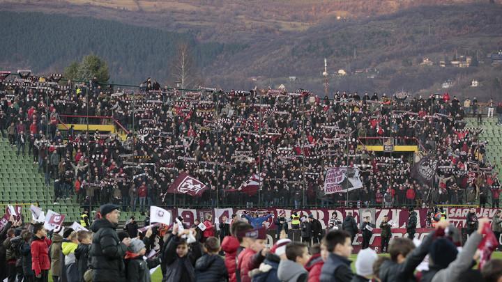 Navijači Sarajeva sutra dolaze pred klub na mirne proteste