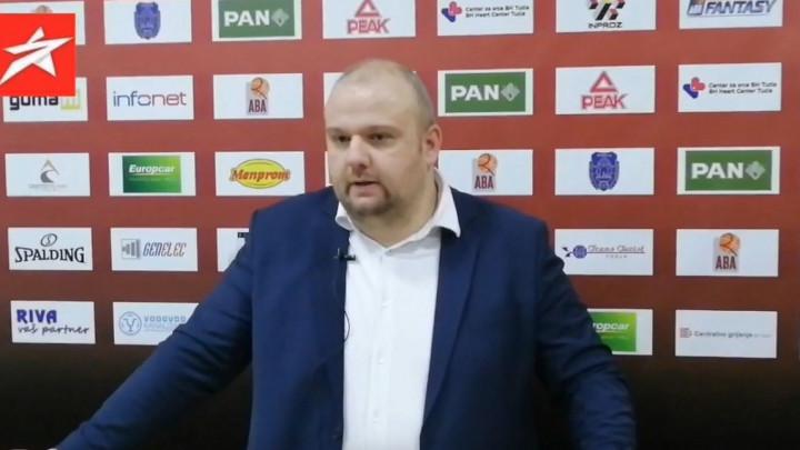 Selimović: Ključ poraza je taj što su nam najbitniji igrači odigrali ispod nivoa