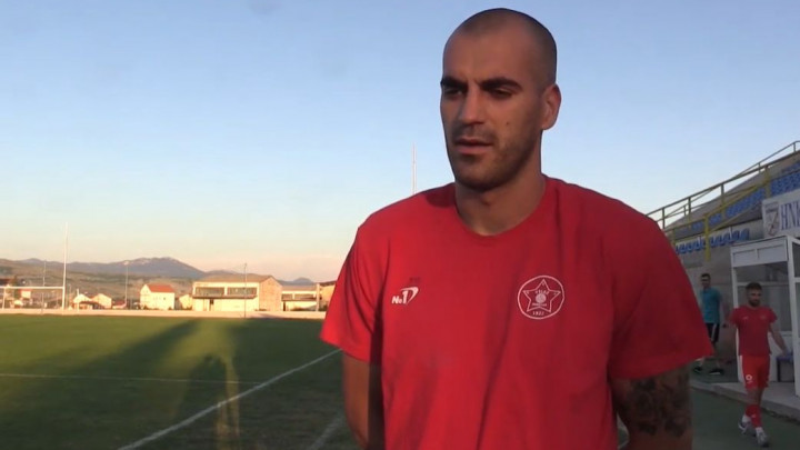 Mulić: Gol mi je važan zbog samopouzdanja