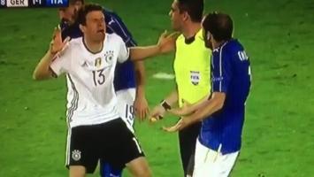Muller ismijavao Chiellinija