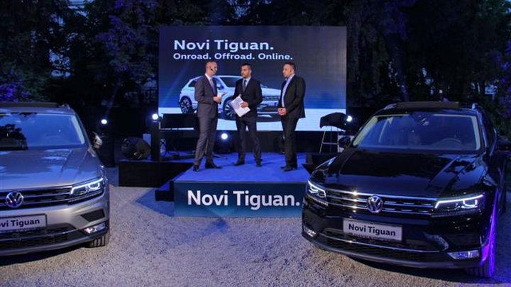 Premijera novog Volkswagen Tiguana u Bosni i Hercegovini