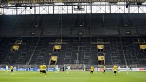 Stadion Borussije Dortmund pretvoren u bolnicu tokom pandemije koronavirusa