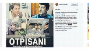 """Avdija Vršajević i saigrači u ulogama """"Otpisanih"""""""