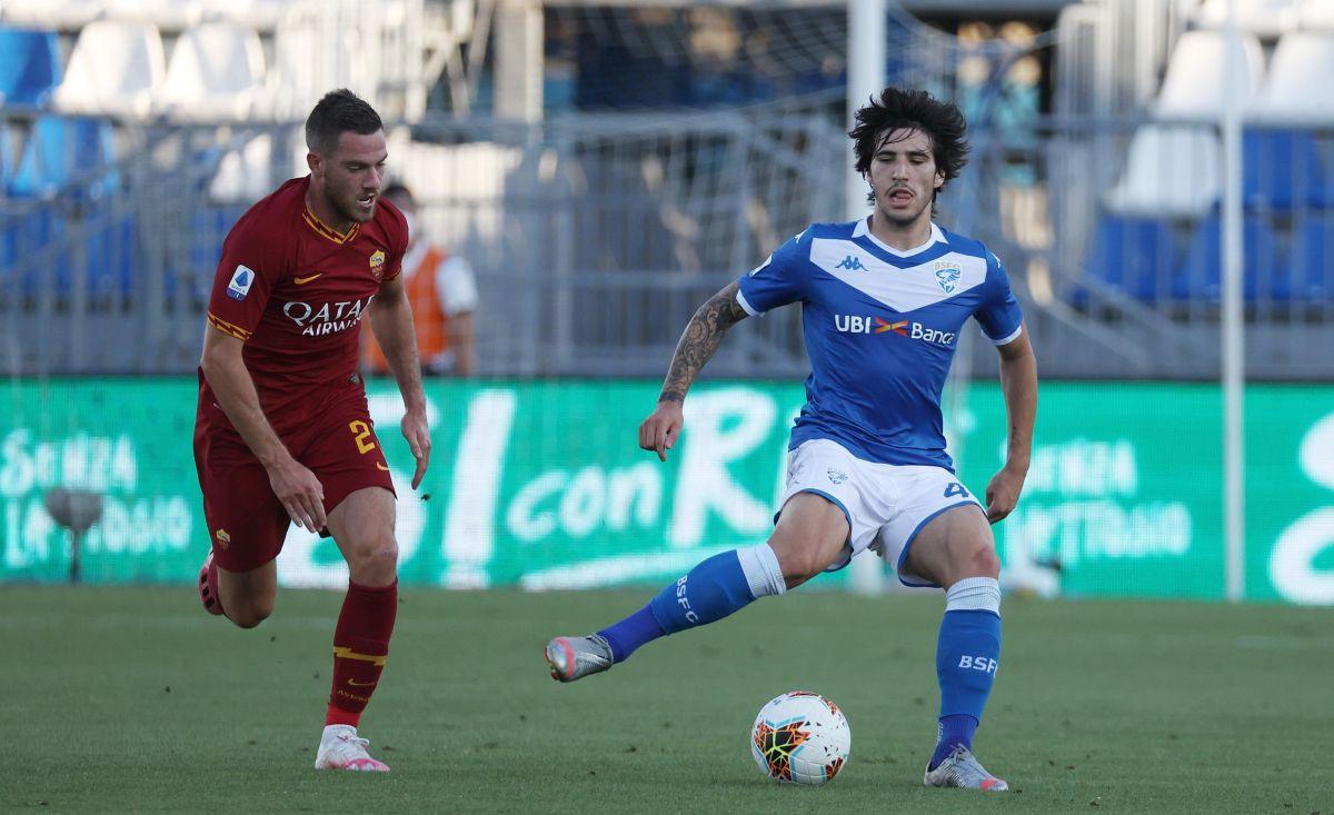 Brescia prihvatila Interovu ponudu za Tonalija